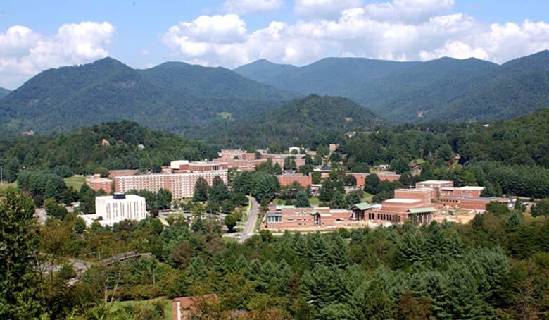 Western Carolina University. (Wikipedia)