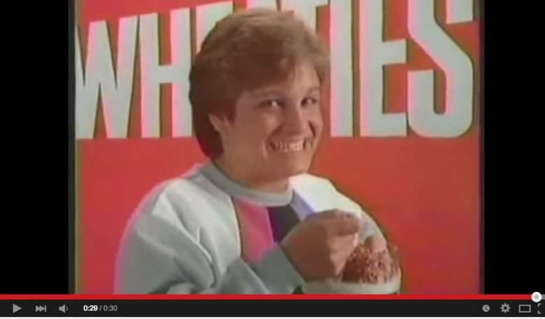 mary lou retton, wheaties, 1984 olympics, gymnastics