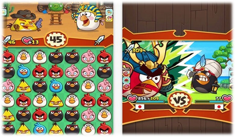 Angry Birds Fight Tips