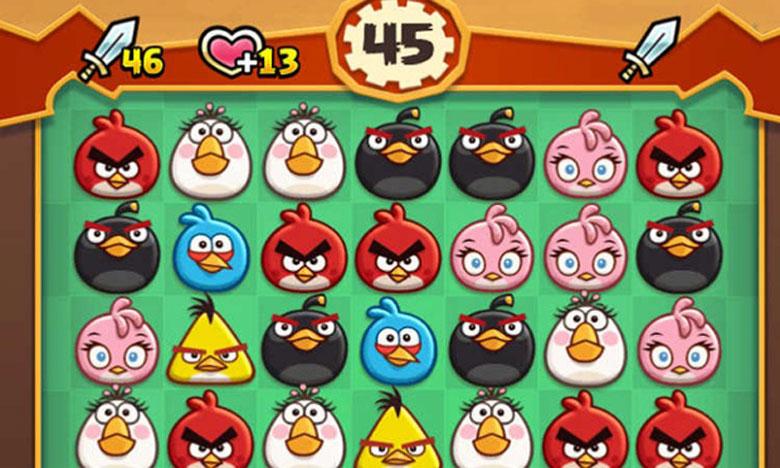 Angry Birds Fight Cheats