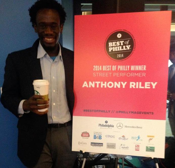 Anthony Riley