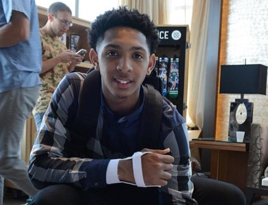 Look for Cameron Payne on the NBA courts next season. (Twitter)