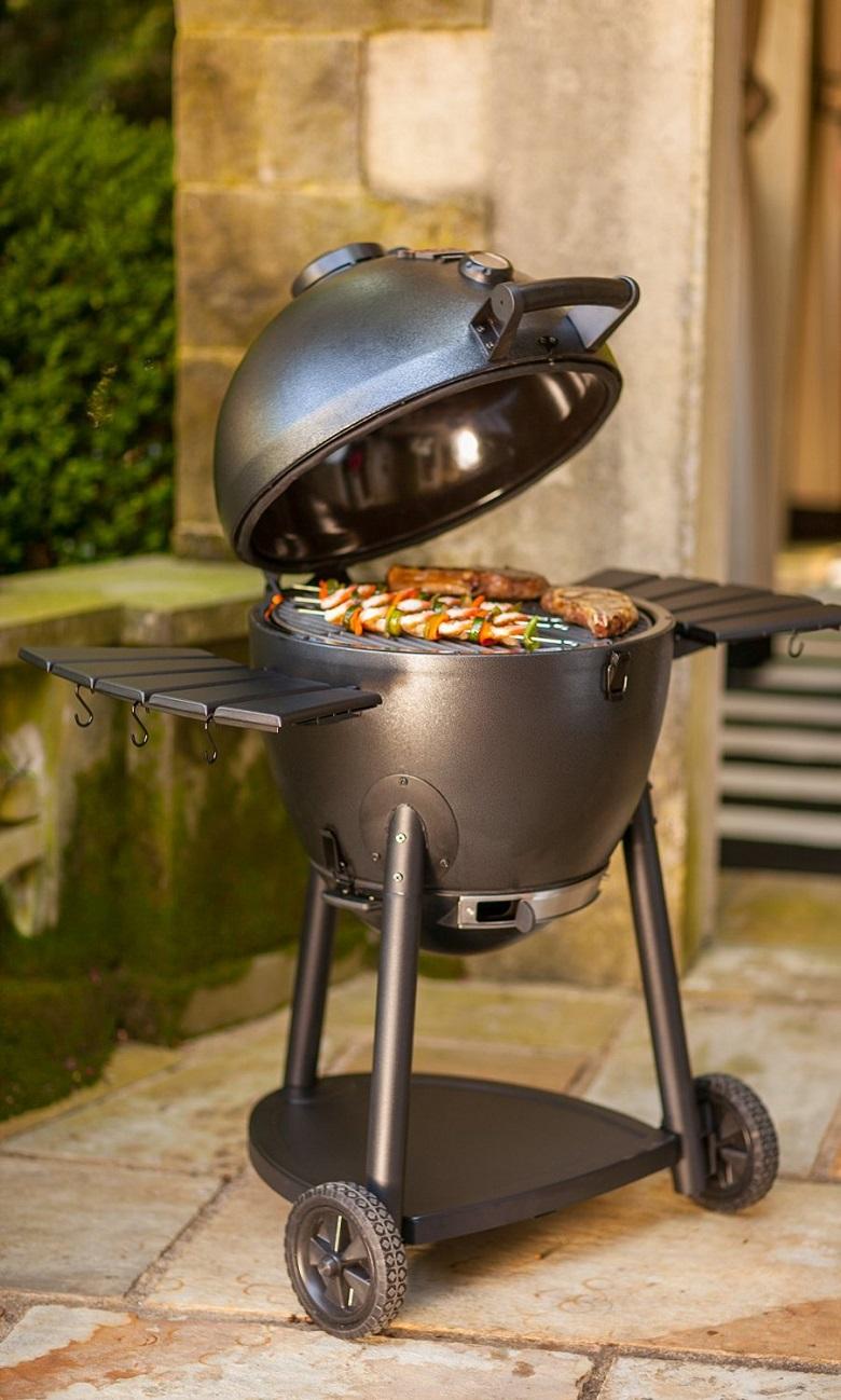 Char-Griller 16620 Akorn Kamado Kooker Charcoal Barbecue Grill and Smoker, char griller, charcoal grill, outdoor gas grill