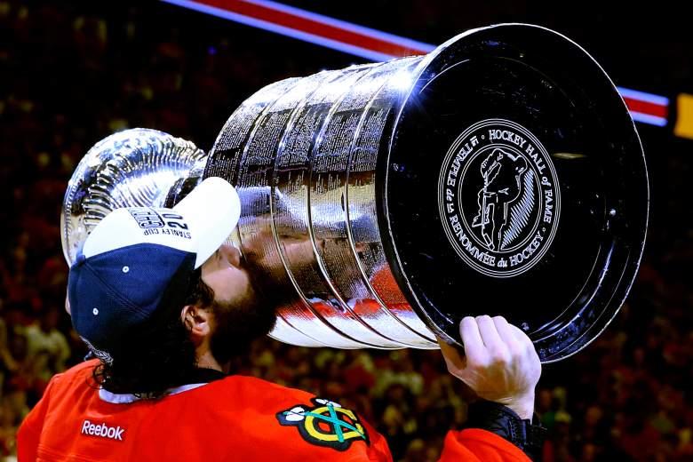 Corey Crawford Stanley Cup, Blackhawks Stanley Cup, 2016 Stanley Cup odds