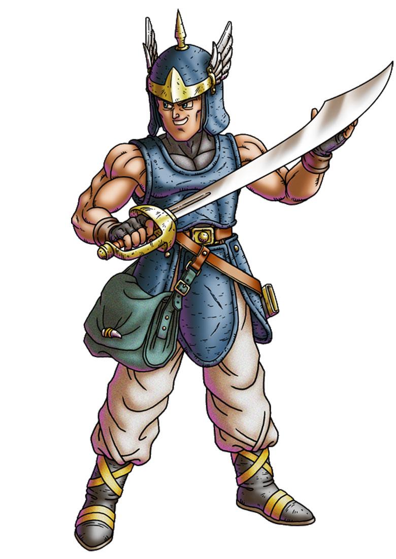 Dragon Quest 6 Amos