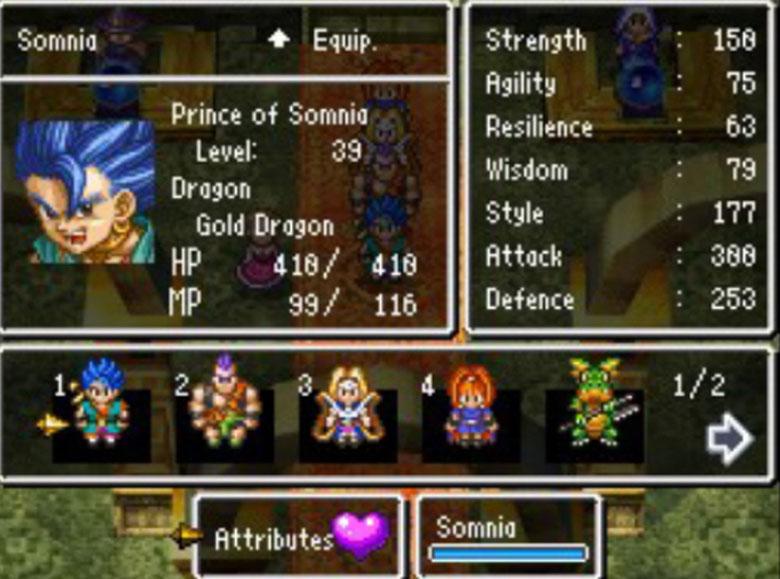 Dragon Quest 6 iOS