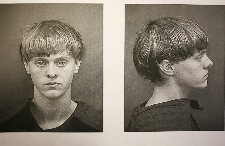 Dylann Roof mugshot, Dylann Storm Roof mug, Dylann Roof booking photo