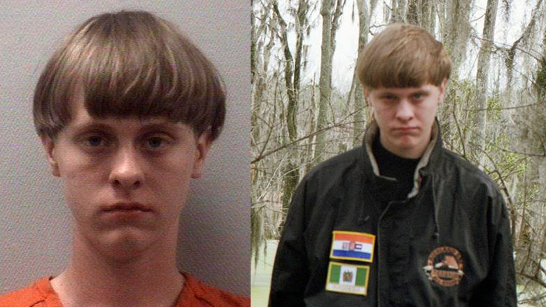 Dlyann Storm Roof, Dylann Roof, Dylann Roof South Carolina, Charleston church shooter