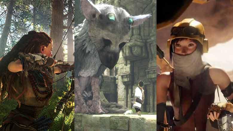 e3 2015 game announcements
