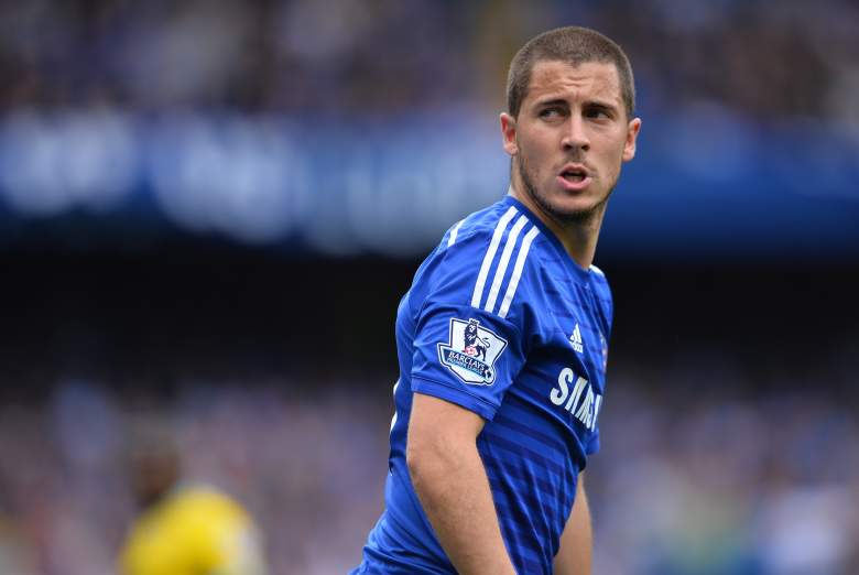 After winning EPL Player of the Year in 2014-2015, Belgian international and Chelsea midfielder Eden Hazard looks for a successful 2015-2016 season. (Getty)