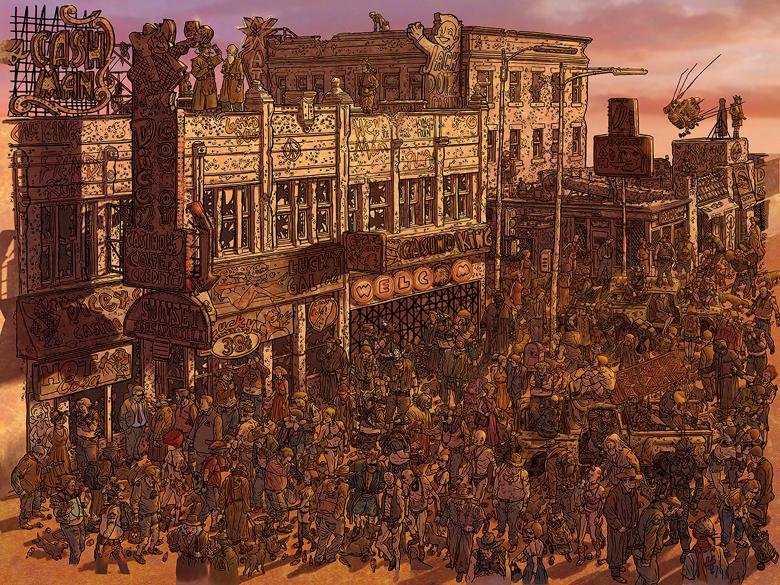 Fallout New Vegas All Roads