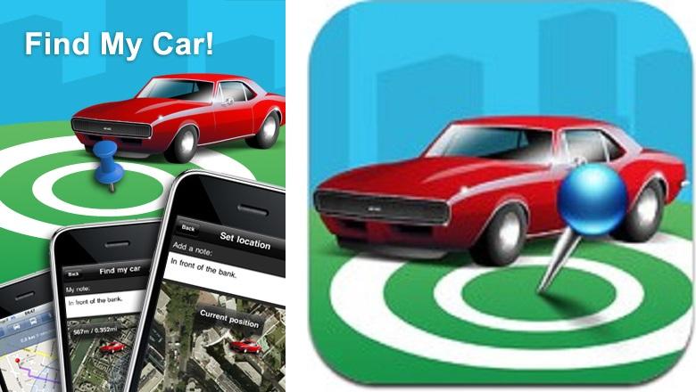 find my car app
