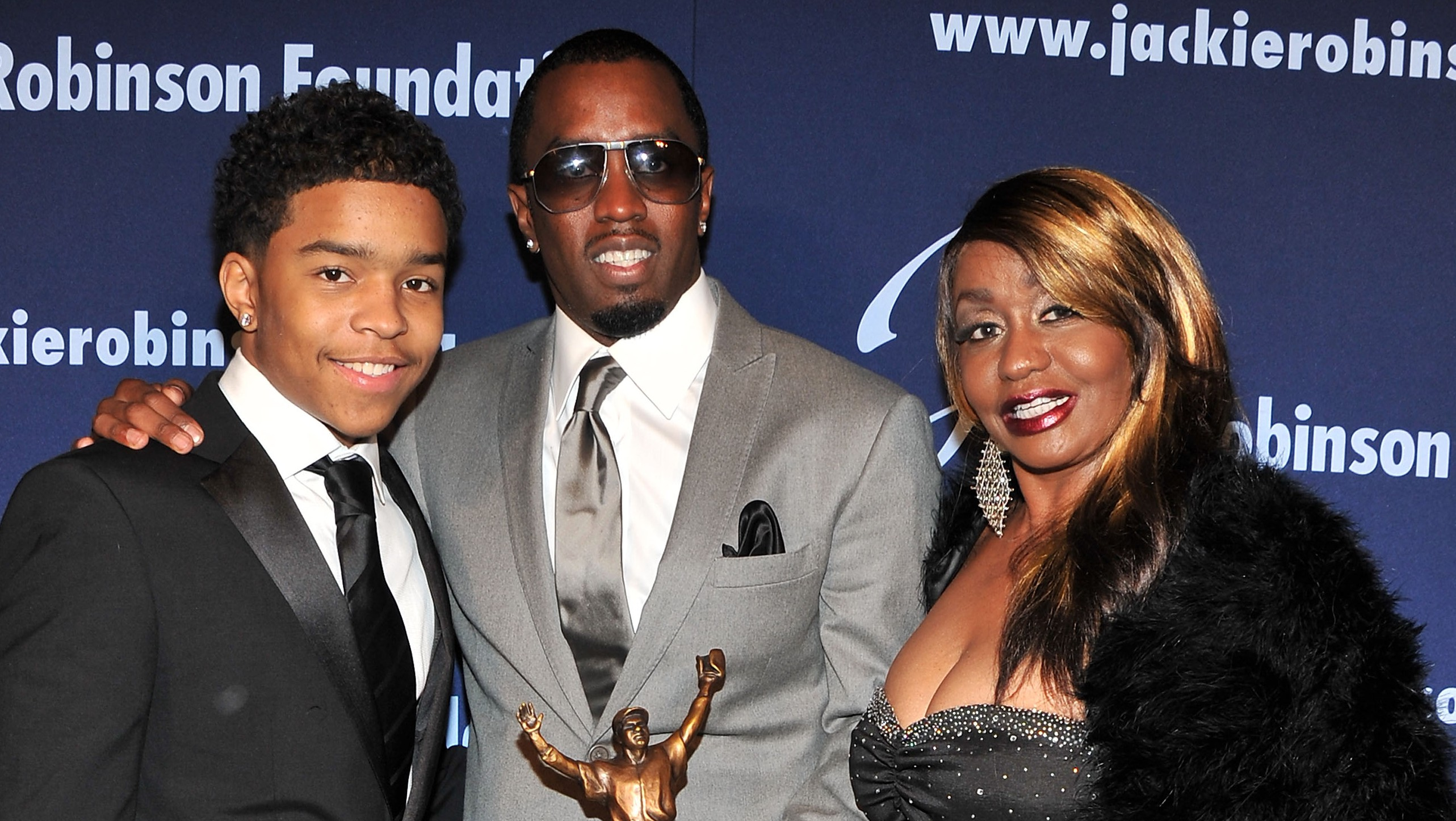 Justin Combs, Diddy arrest