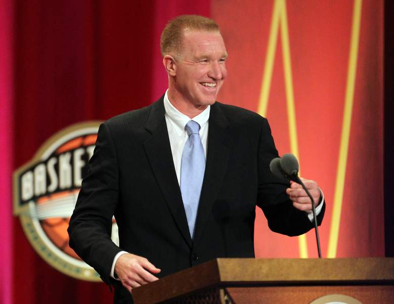 D'Alessandro chose not to follow Chris Mullin to St. John's. (Getty)