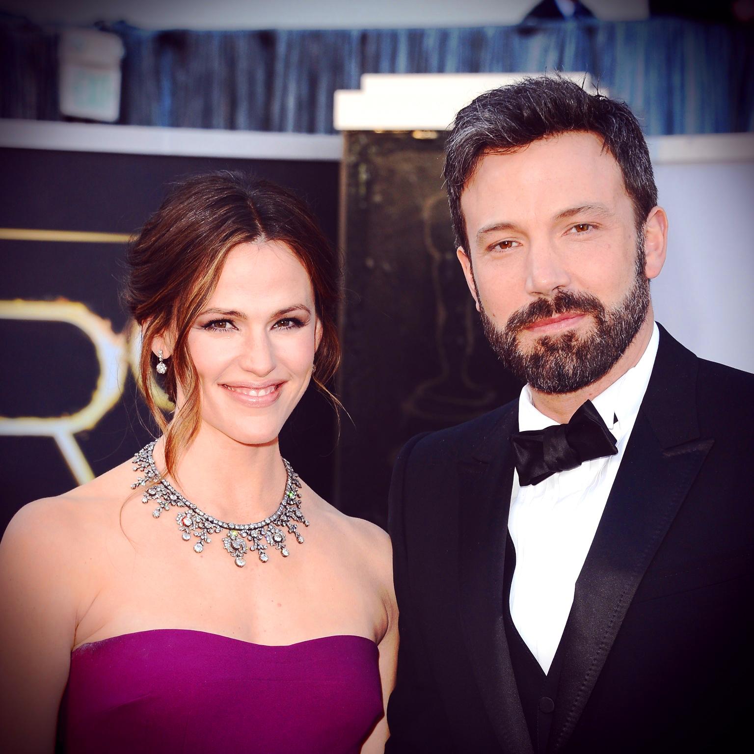 Jennifer Garner Ben Affleck divorce