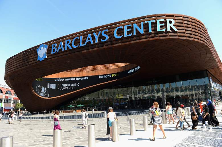 The Barclays Center is the center of the basketball world on Thursday night. (Getty)