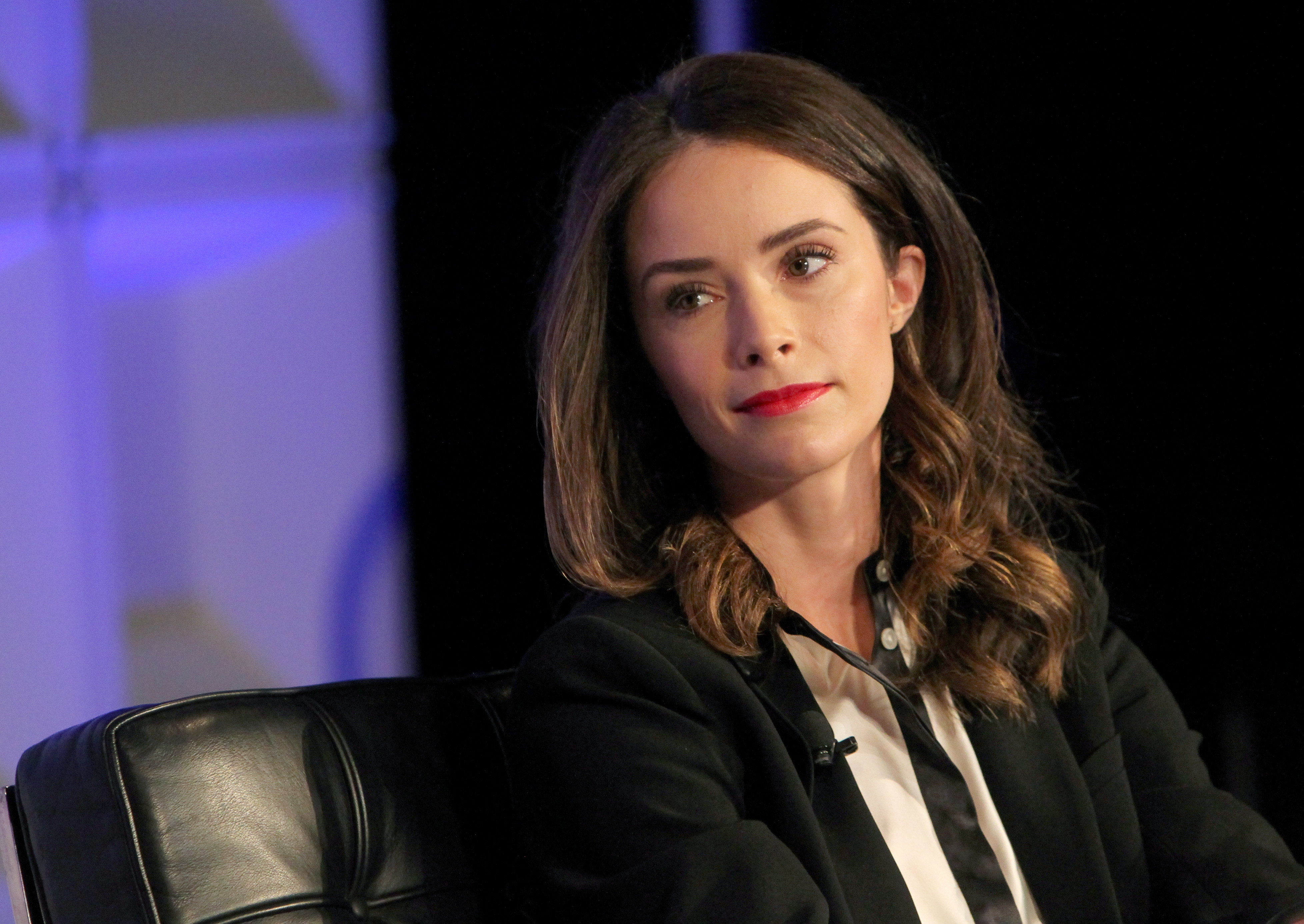 Abigail Spencer is believed to be a victim of The Fappening hacks. (Getty)