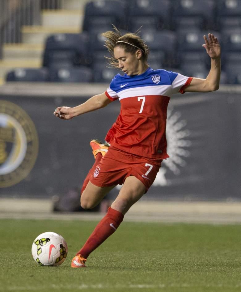 Morgan Brian, usa womens soccer team
