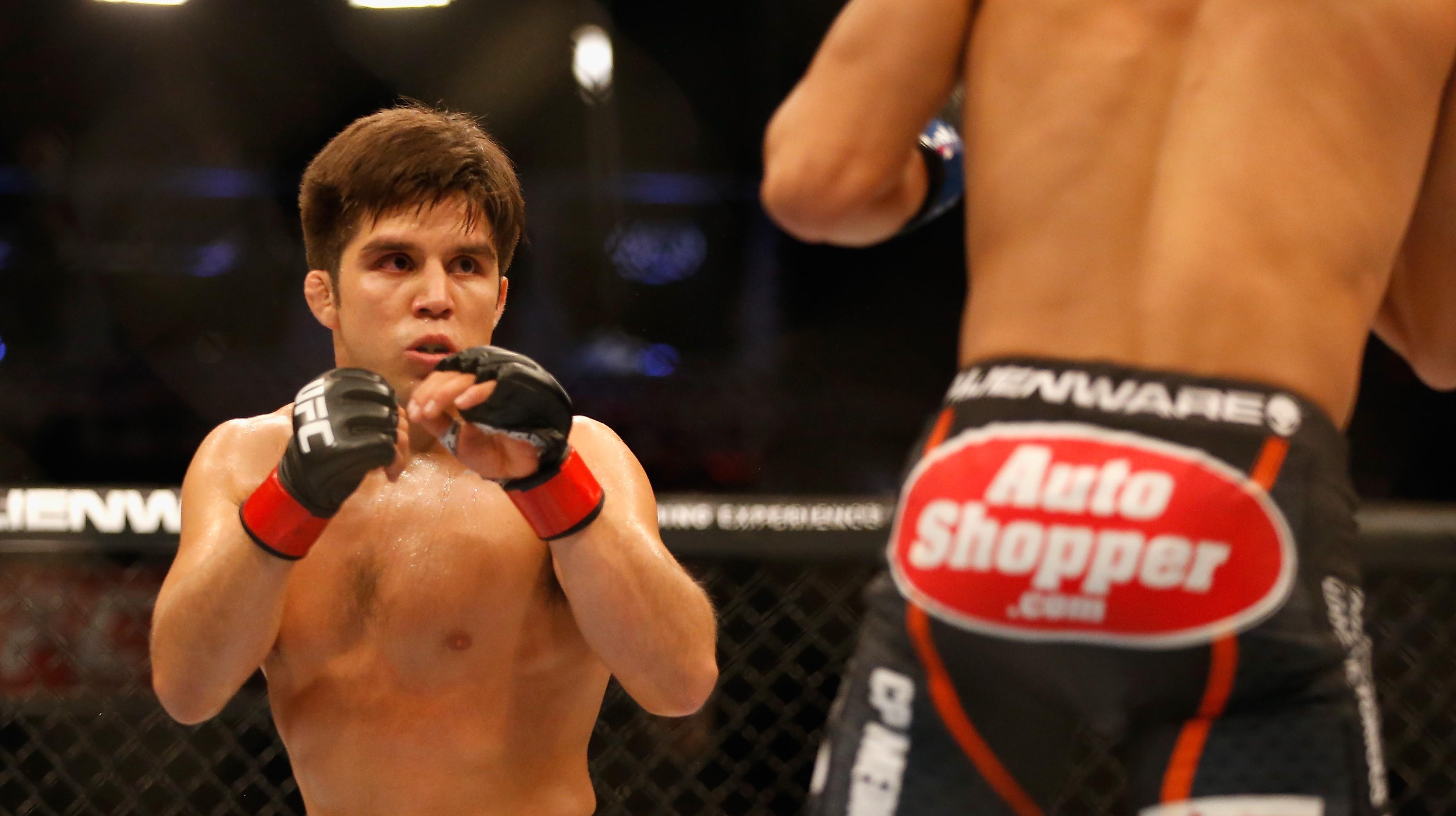 UFC 188 prelims, UFC 188, henry cejudo