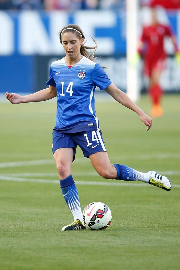 Morgan Brian, US womens soccer team