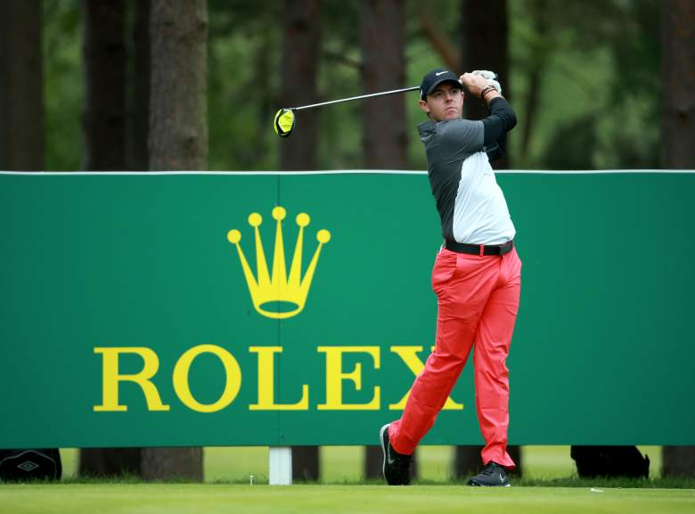 World's No. 1 Rory McIlroy is the current favorite to win the U.S. Open. (Getty)