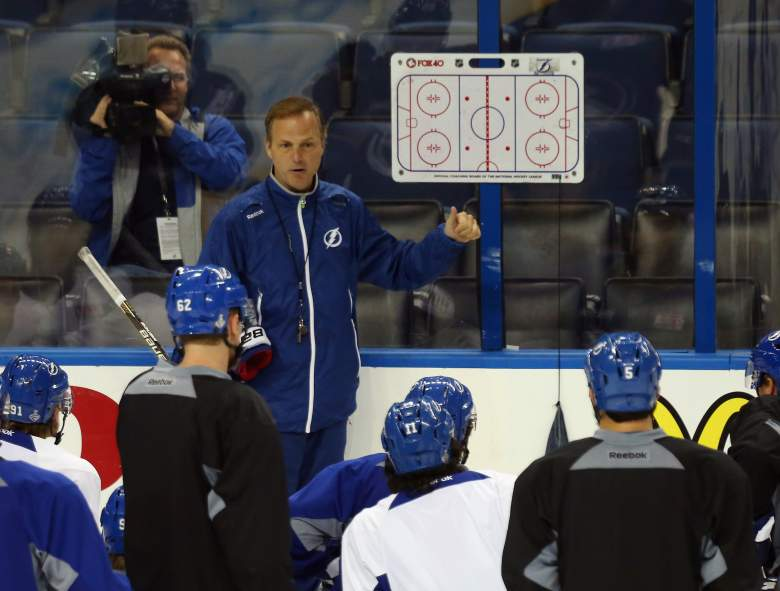 Jon Cooper 5 Fast Facts You Need To Know Heavy Com