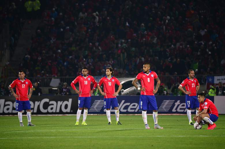 Chile, the hosts of the 2015 Copa America, are looking for their first title in the tournament's 105-year history. A win against Bolivia will put them atop Group A. (Getty)