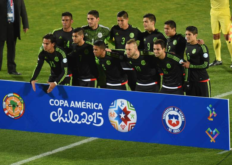 Mexico has draws in its first two matches at Copa America, and it will be looking for a win against Ecuador. (Getty)