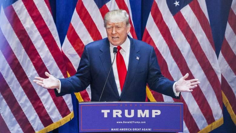 Republican Primary Debate 2015, GOP Debate 2015, Presidential Debate 2015 Candidates, Top 10 Primary Candidates 2015, Donald Trump, Donald Trump Debate 2015