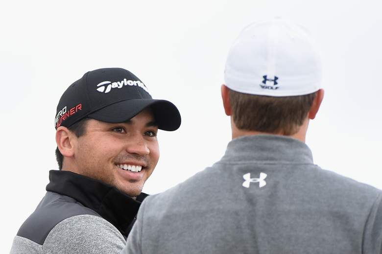 Jason Day's father got him into golf at age 6. (Getty)