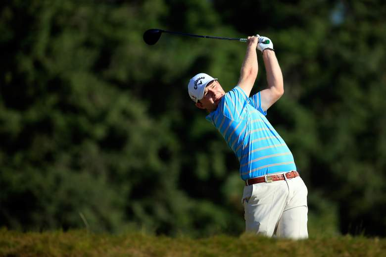 Branden Grace plays mostly on the European Tour. (Getty)