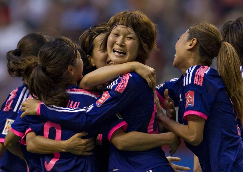 Japan is the defending Women's World Cup champion. (Getty)