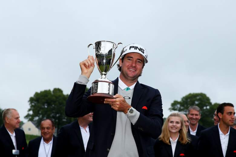 Bubba Watson is coming off a win in the Travelers Championship. (Getty)