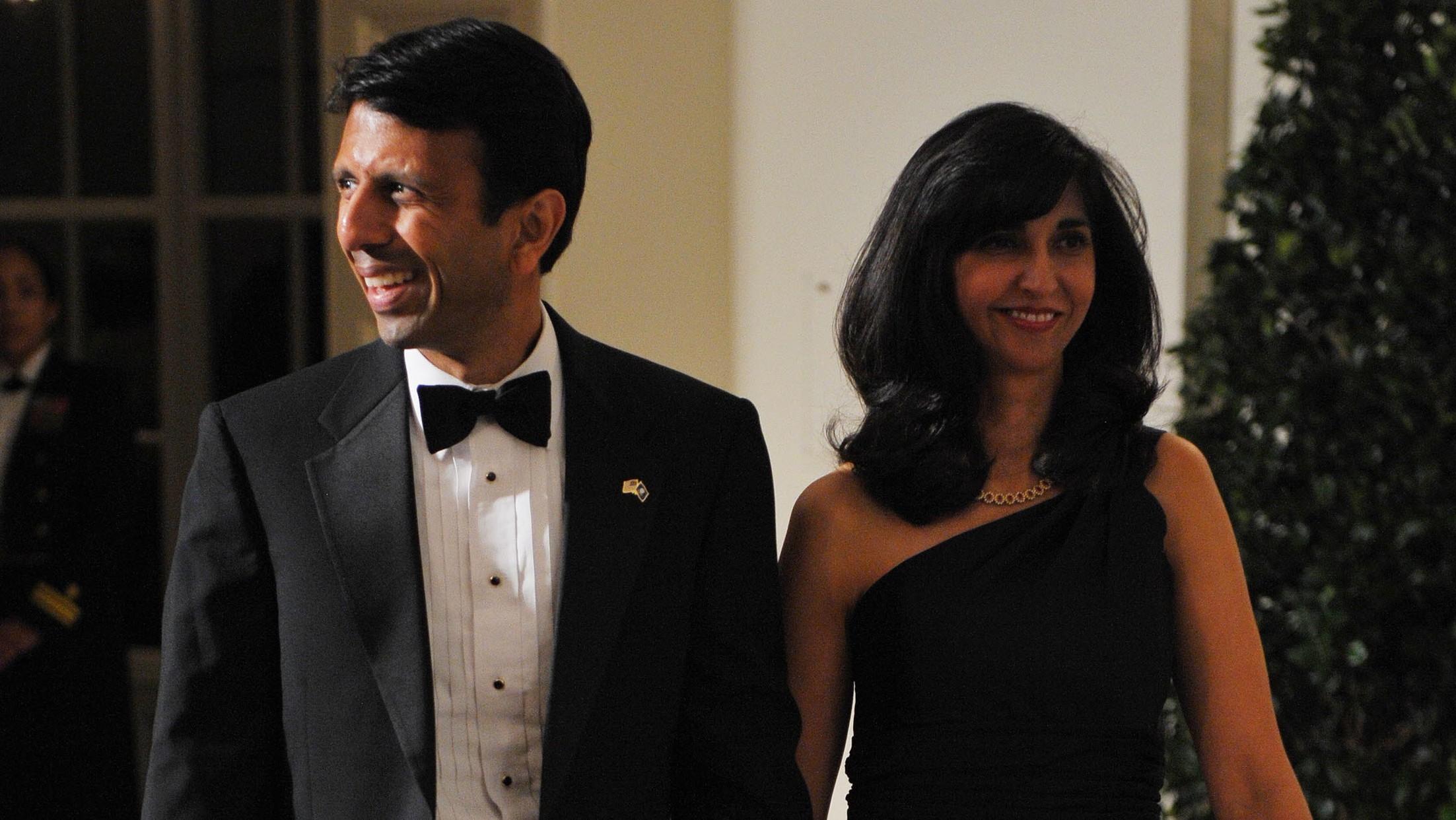 Supriya Jindal, Supriya Jolly Jindal, Bobby Jindal wife