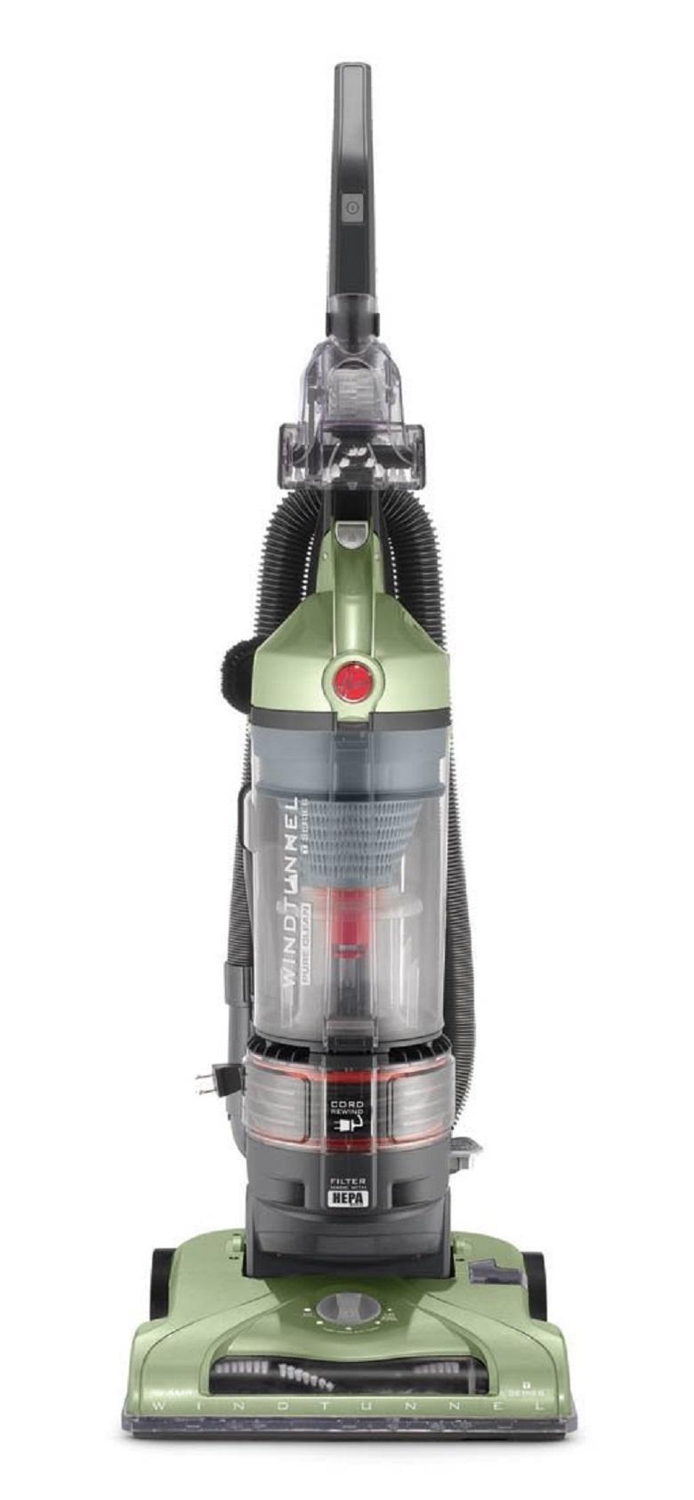 Hoover WindTunnel T-Series Rewind Plus Bagless Upright, UH70120, hoover upright vacuum, upright vacuum