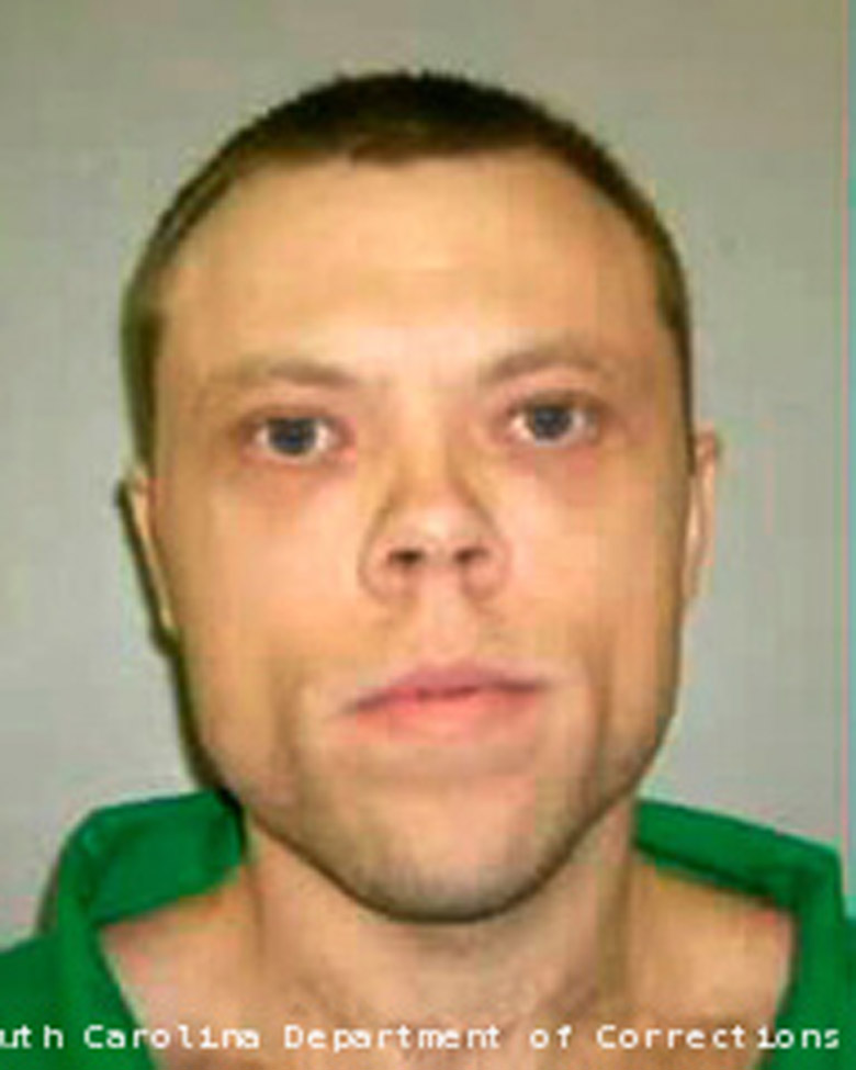 Jeffrey Motts Execution South Carolina