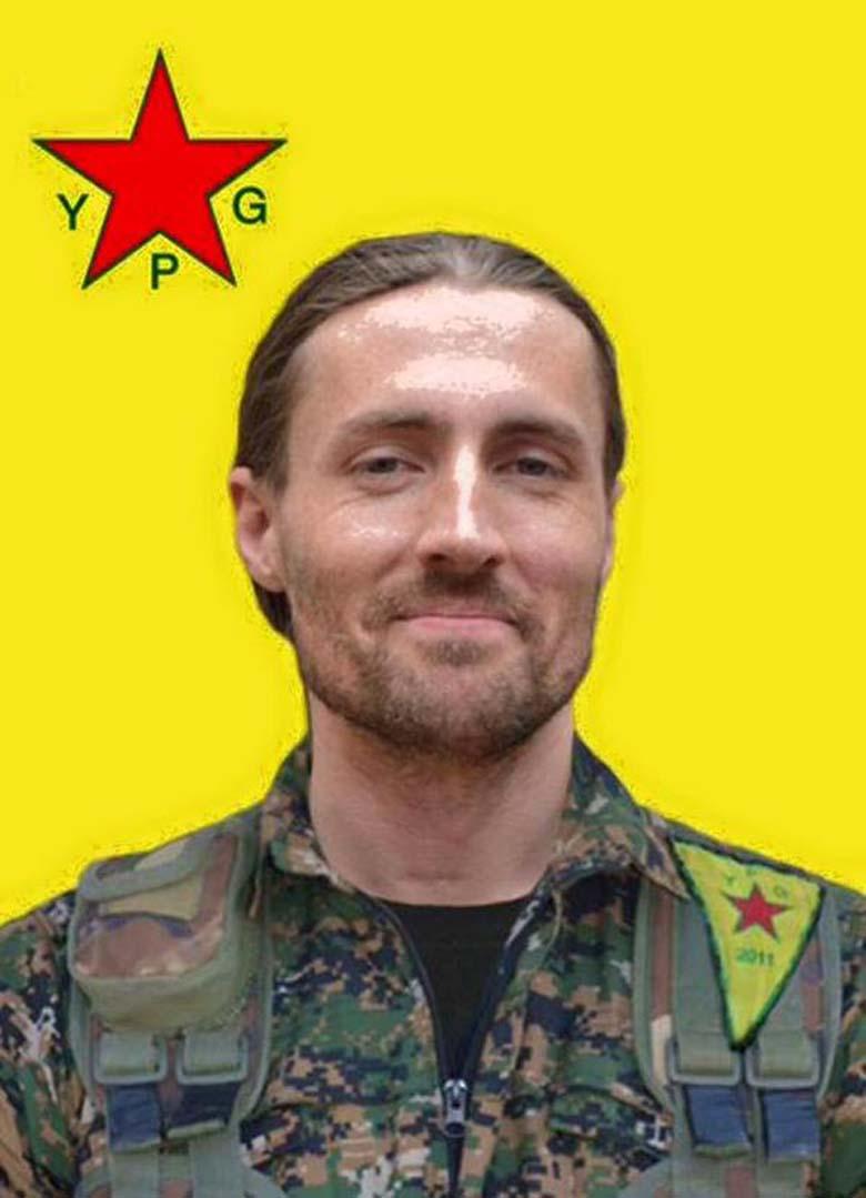 Keith Broomfield YPG Martyr