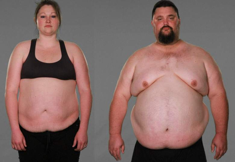 Shane And Marissa Extreme Weight Loss, Extreme Weight Loss Love Can't Wait, Shane Graves, Marissa Schnell, Extreme Weight Loss 2015