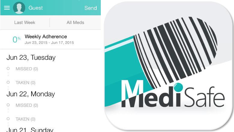 free medical apps, doctor apps, prescription apps, medisafe