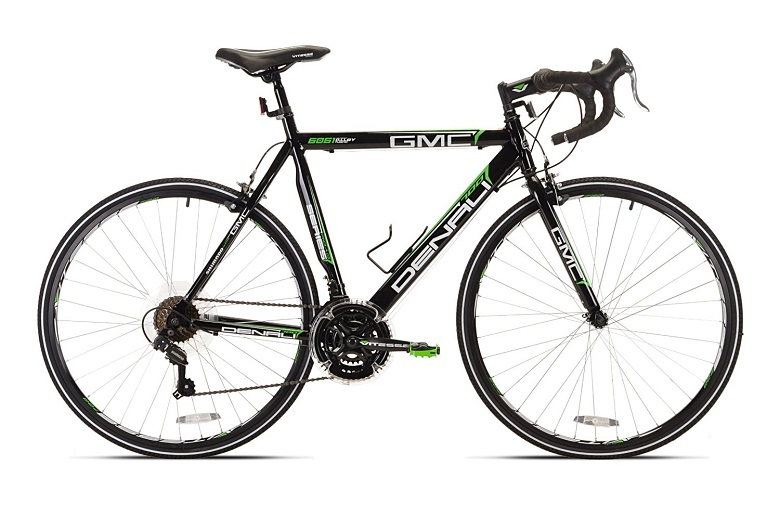 GMC Denali Road Bike, mens road bike, fathers day gifts, fathers day present