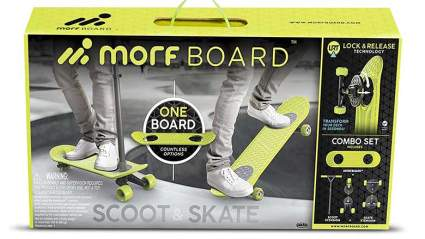 morfboard 2018