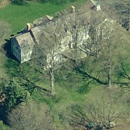 Chris Christie house, Chris Christie house Mendham New Jersey