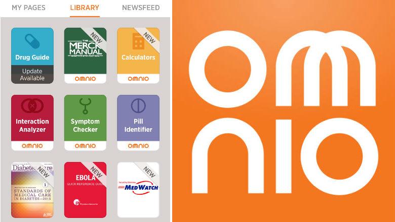 free prescription apps, doctor apps, medical apps, omnio