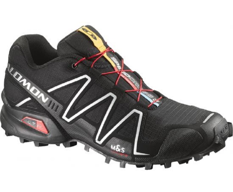 Salomon Men's Speedcross 3 Trail Running Shoe, salomon speedcross 3, salomon mens trail running shoe