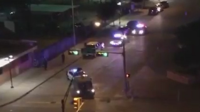 dallas police shooting, dallas police shootout