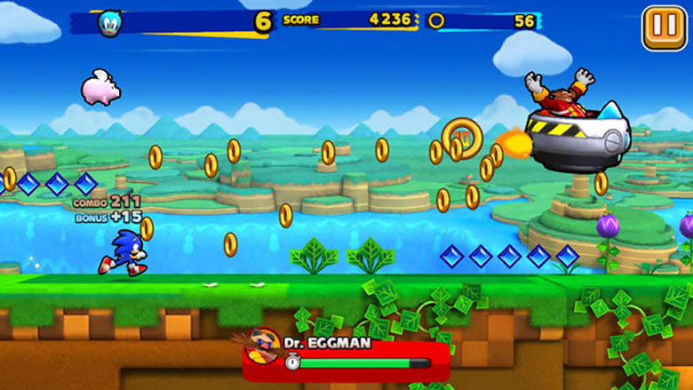 Sonic Runners Guide
