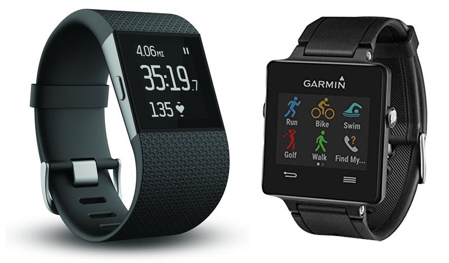fitness tracker comparison, fitness trackers, fitbit, garmin, fitbit flex, fitbit surge, fitbit charge hr, garmin vivofit, garmin vivosmart, garmin vivoactive