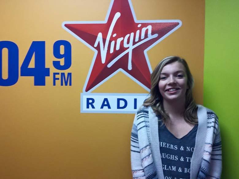 Sydney Bourbeau Radio Interview
