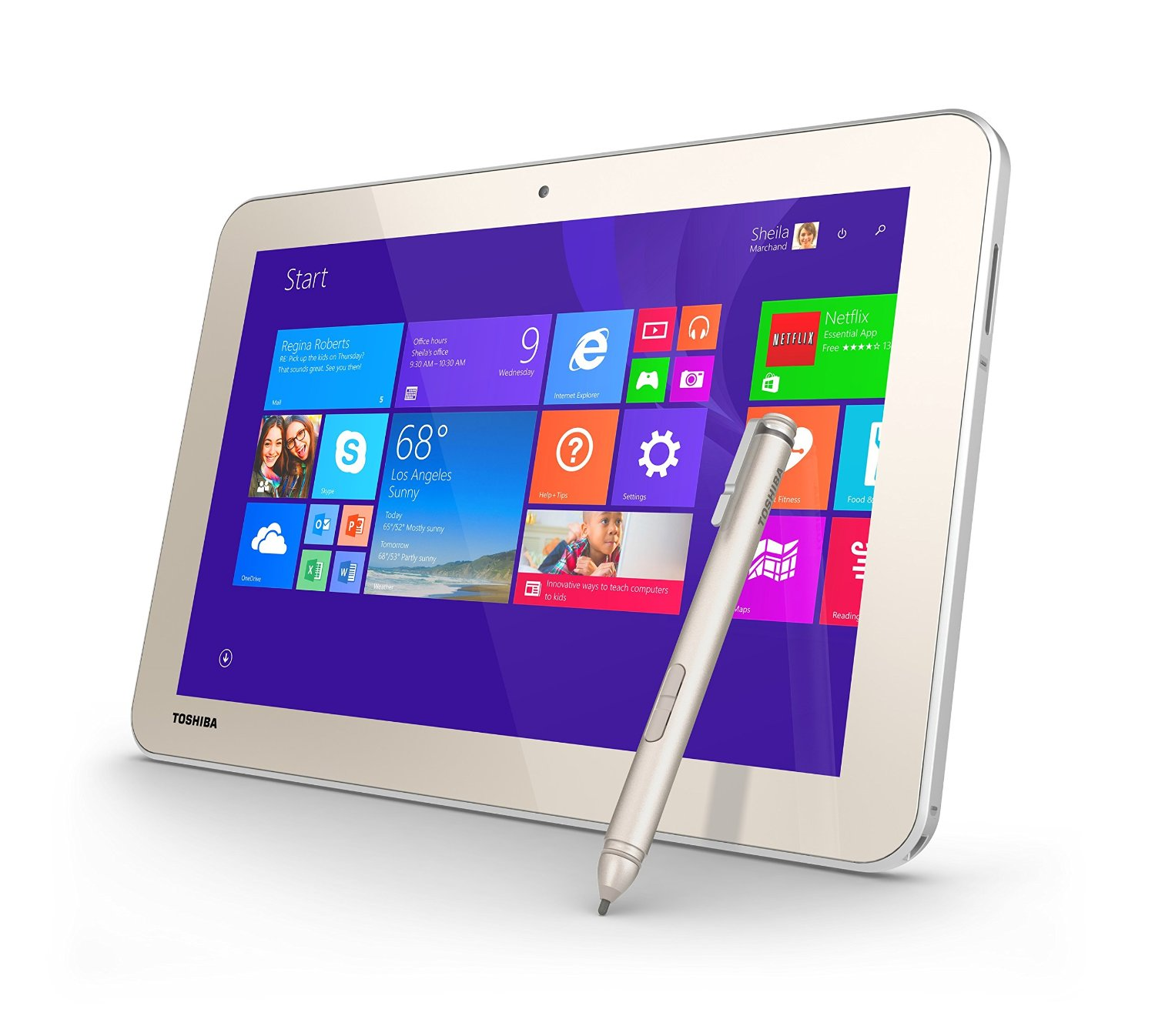 windows tablets, best windows tablets, toshiba tablet