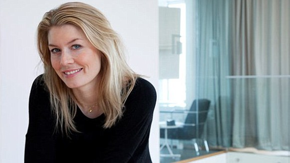 Marie Kojzar, a Sweden native who has done work as an architect and interior designer, is Adam Scott's wife and the mother to their young daughter. (http://www.strategiskarkitektur.se/)
